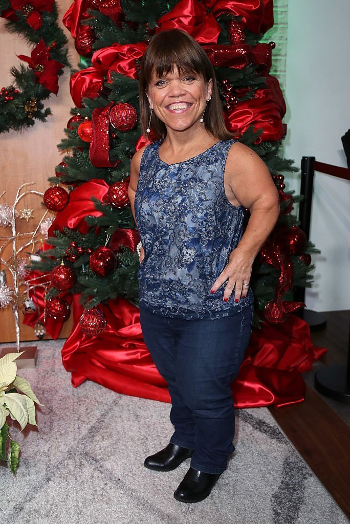 Amy Roloff at Hollywood Today Live at W Hollywood. | Source: Getty Images