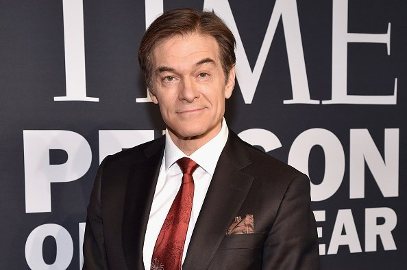 Mehmet Oz at the TIME Person Of The Year Celebration in New York City | Photo: Getty Images
