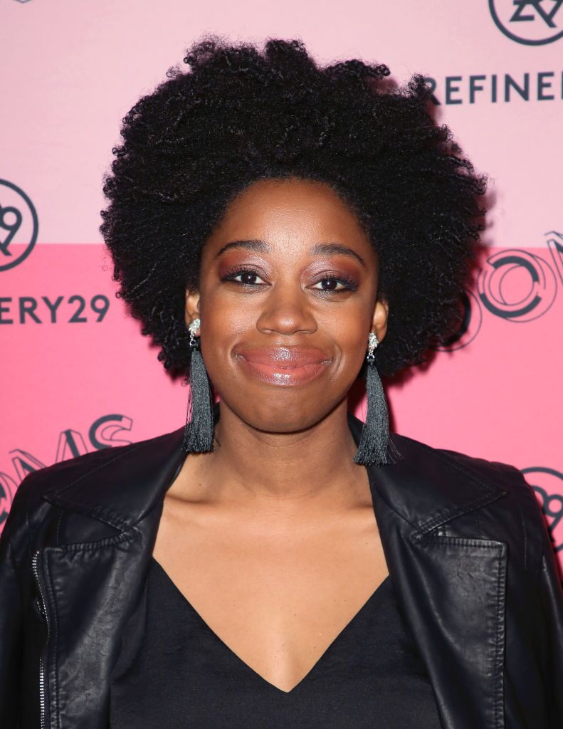 Diona Reasonover attends Los Angeles 2018: Expand Your Reality in 2018   Source: Getty Images