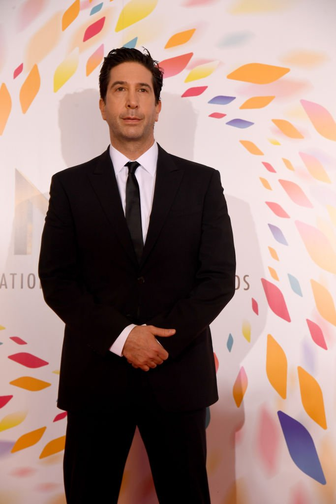 David Schwimmer attends the National Television Awards 2020 at The O2 Arena on January 28, 2020|Photo: Getty Images