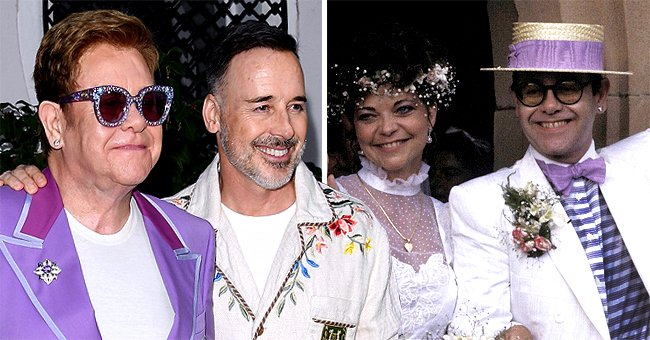 Elton John's Ex-wife Renate Reportedly Launches Legal Action against the Singer