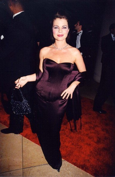 Yasmine Bleeth during Carousel of Hope '98 in Los Angeles, California, United States. | Photo: Getty Images