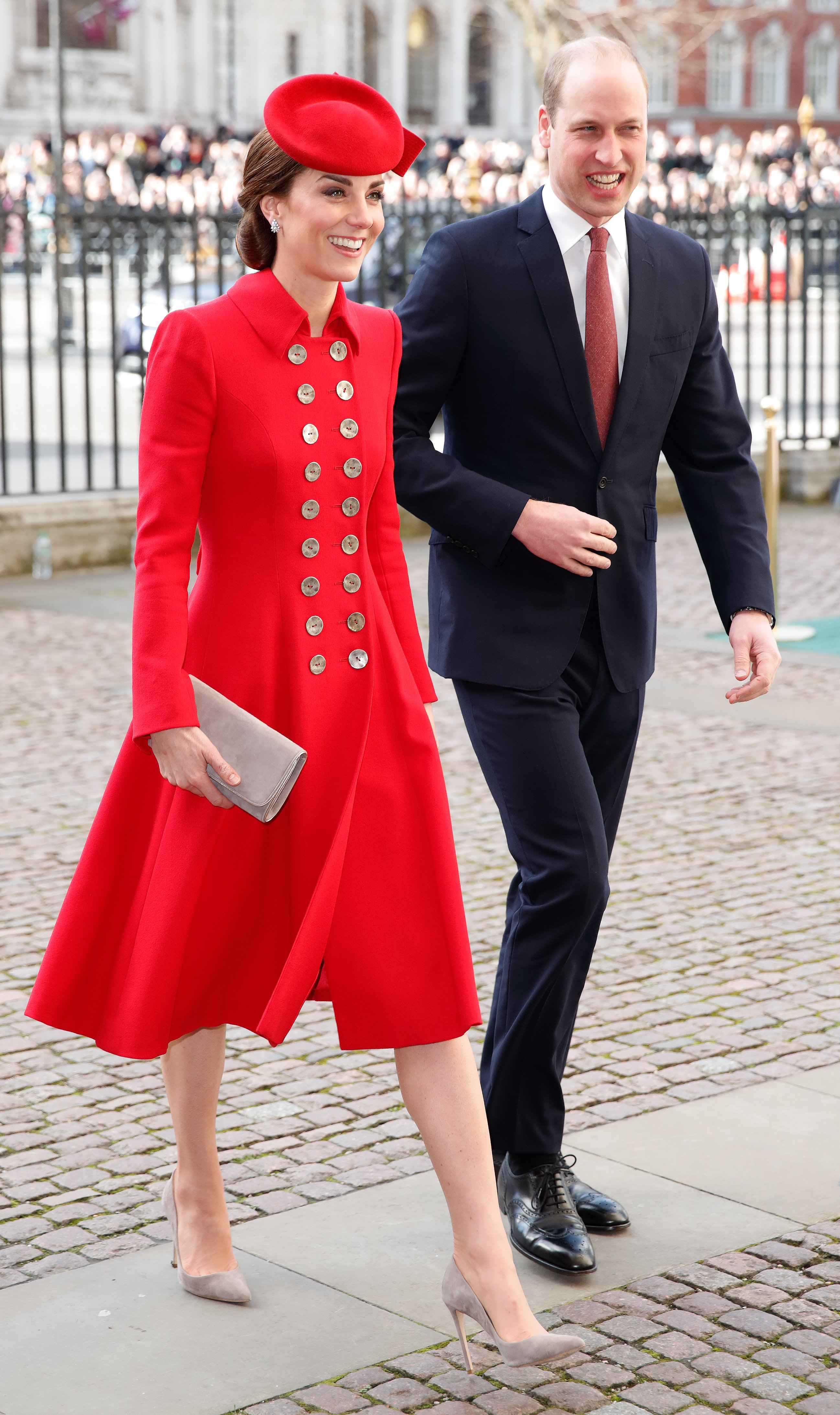 Duchesse Kate et Prince William | Photo : Getty Images