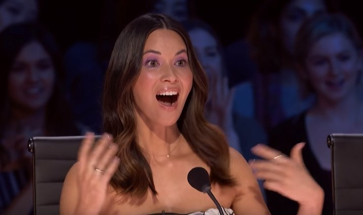 Une juge impressionnée par la performance de Sophie. l Source: YouTube/AmericasGotTalent