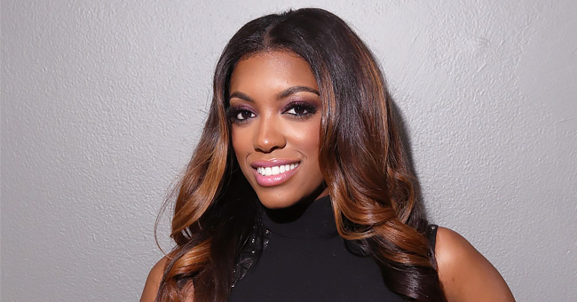 Porsha Williams' Fans Think She's Back with Dennis McKinley after Clip of Him & Baby PJ