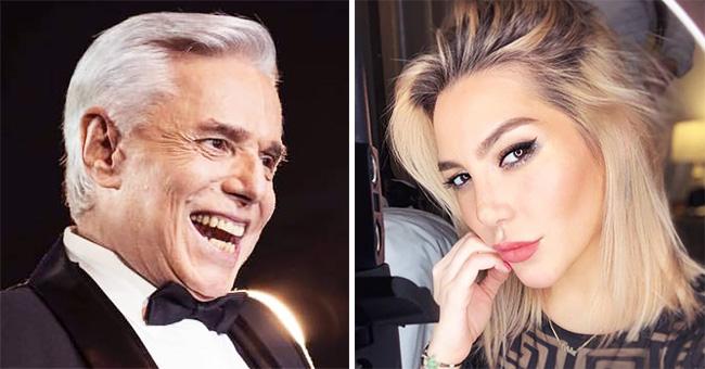 Enrique Guzmán se pronuncia sobre el pleito entre Alejandra Guzmán y su nieta Frida Sofía