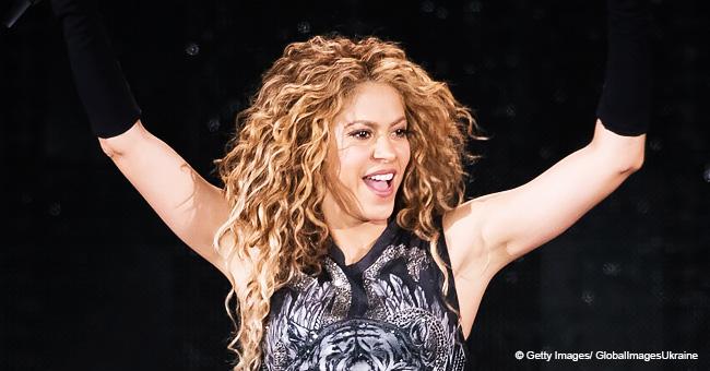 Shakira presume sus curvas con una foto desde el gimnasio