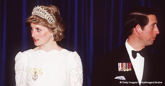 Le subterfuge dont Diana avait usé pour avoir l'attention du prince Charles