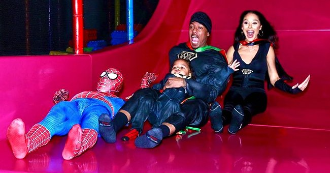 Nick Cannon & Britanny Bell Celebrate Son Golden's 3rd Birthday with Superhero-Themed Party