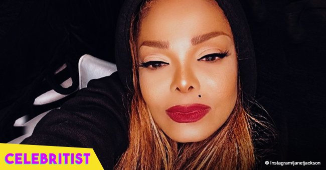 Janet Jackson's little son makes cameo in video as she thanks fans for support after father's death