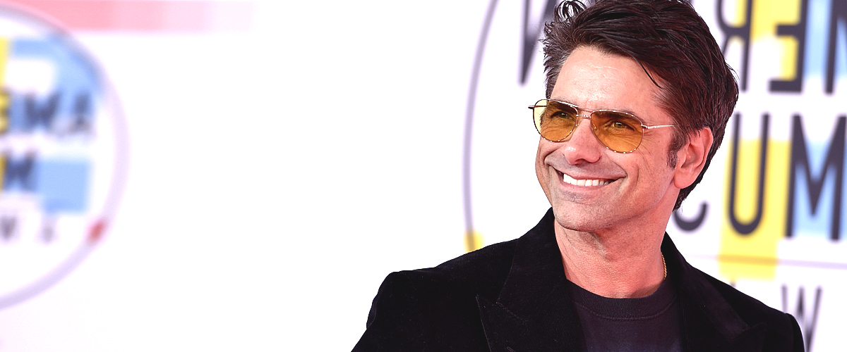 John Stamos Shares Selfie with One-Year-Old Son Billy Who Smiles Brilliantly for the Camera