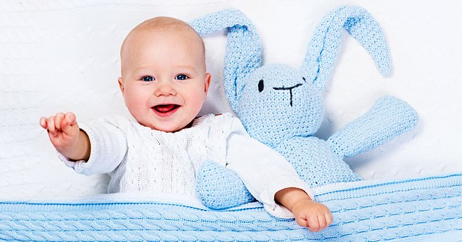 Photo of a happy baby. | Photo: Shutterstock