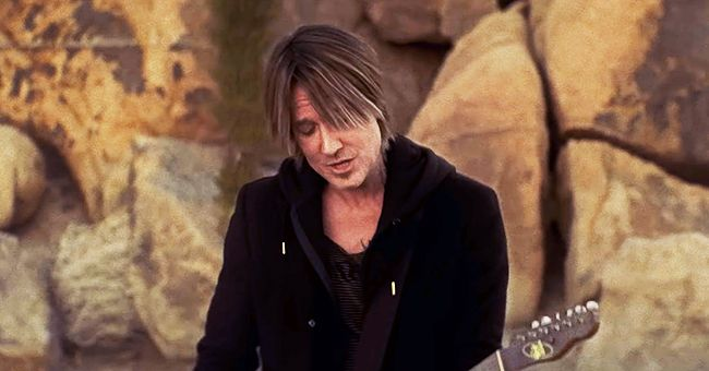 Keith Urban Drops New Video for His 'God Whispered Your Name' Single