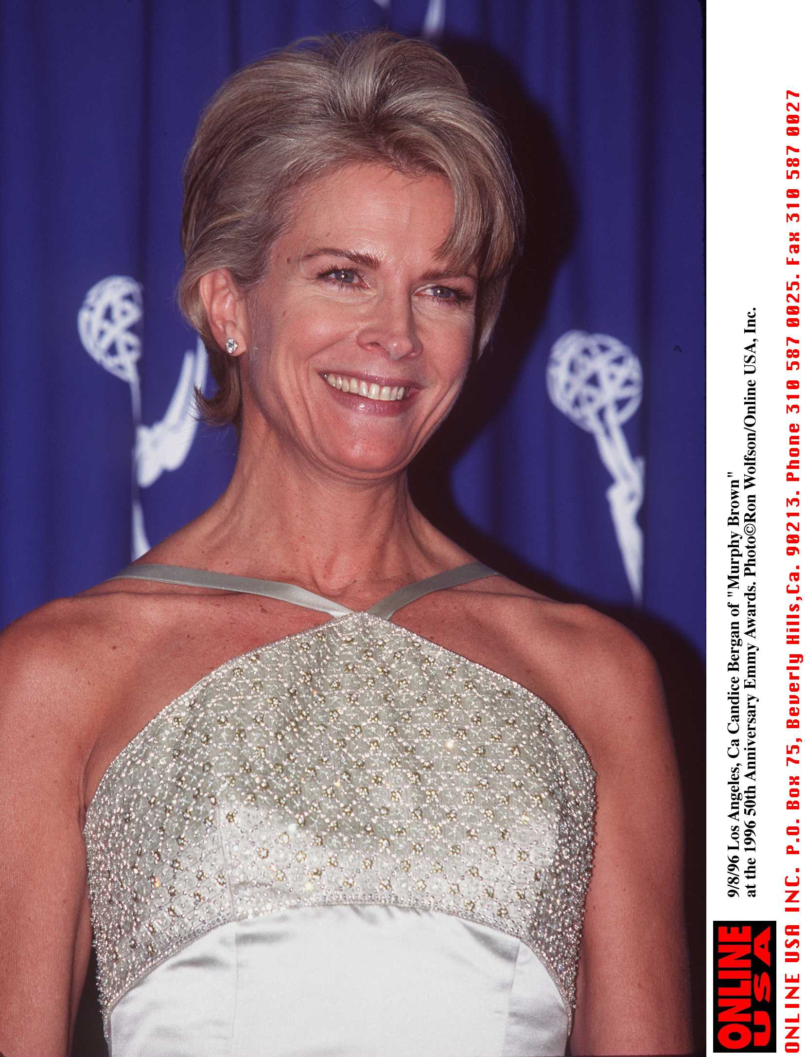 Candice Bergen I Image: Getty Images