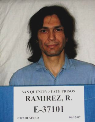 Richard Ramirez in 2007. | Photo: Wikimedia Commons Images