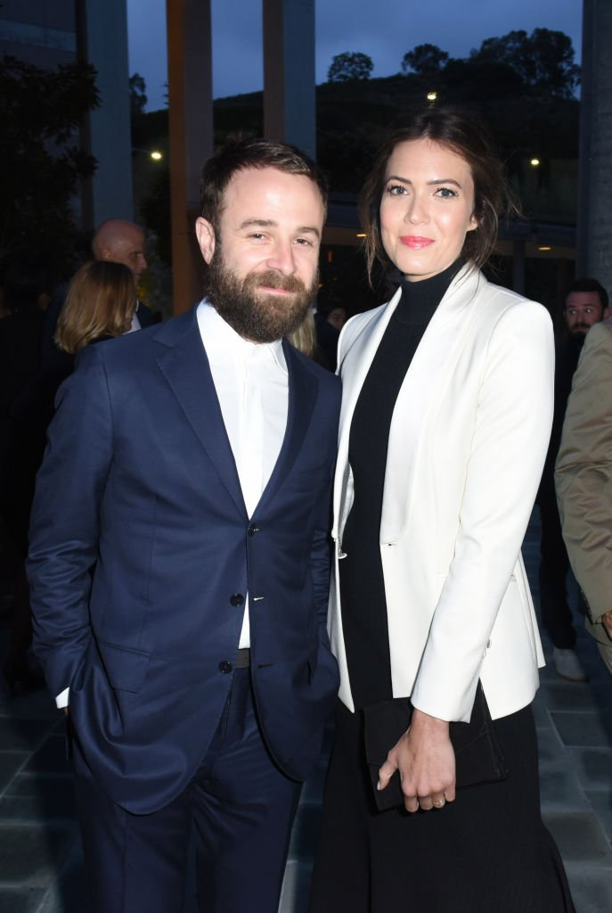 Mandy Moore and Taylor Goldsmith at the Communities in Schools Annual Celebration on May, 1, 2018. | Photo: Getty Images.