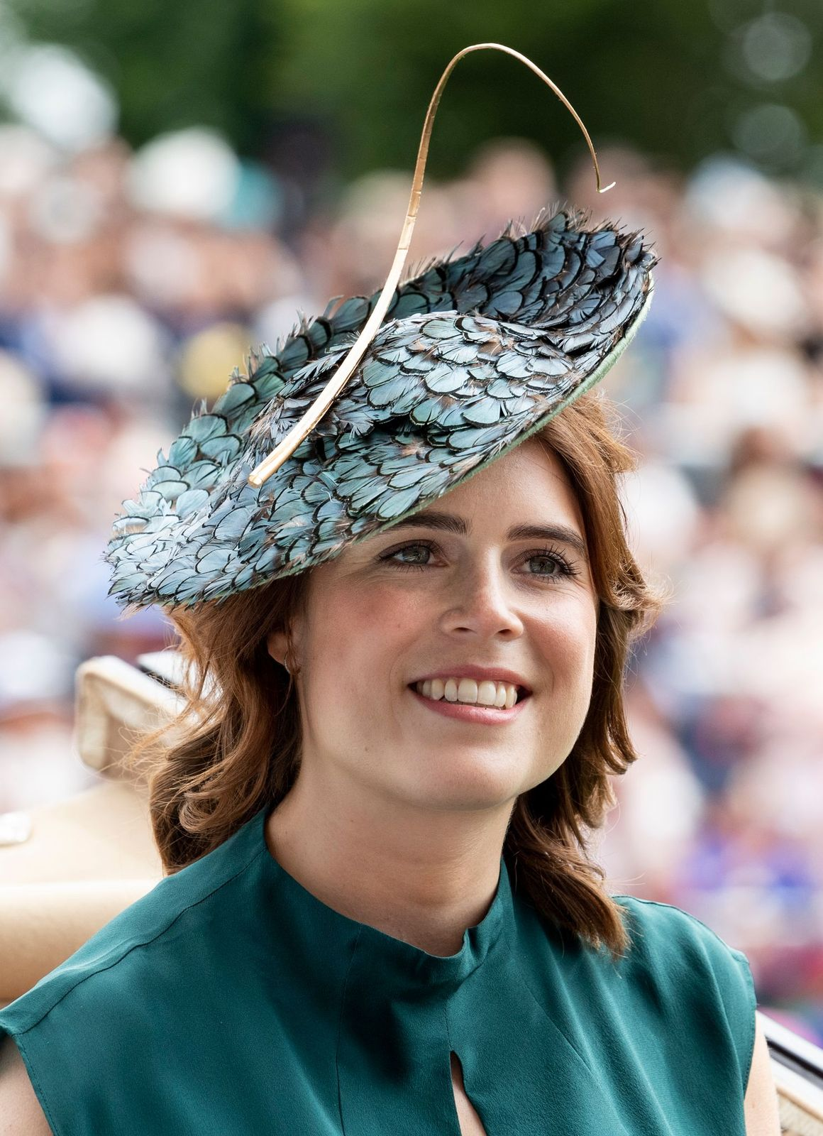 Princess Eugenie on day three, Ladies Day, of Royal Ascot on June 20, 2019 | Getty Images