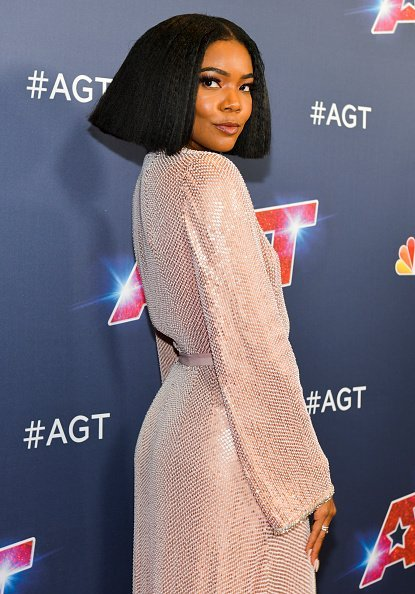 """Gabrielle Union at the """"America's Got Talent"""" Season 14 Finale on September 18, 2019 