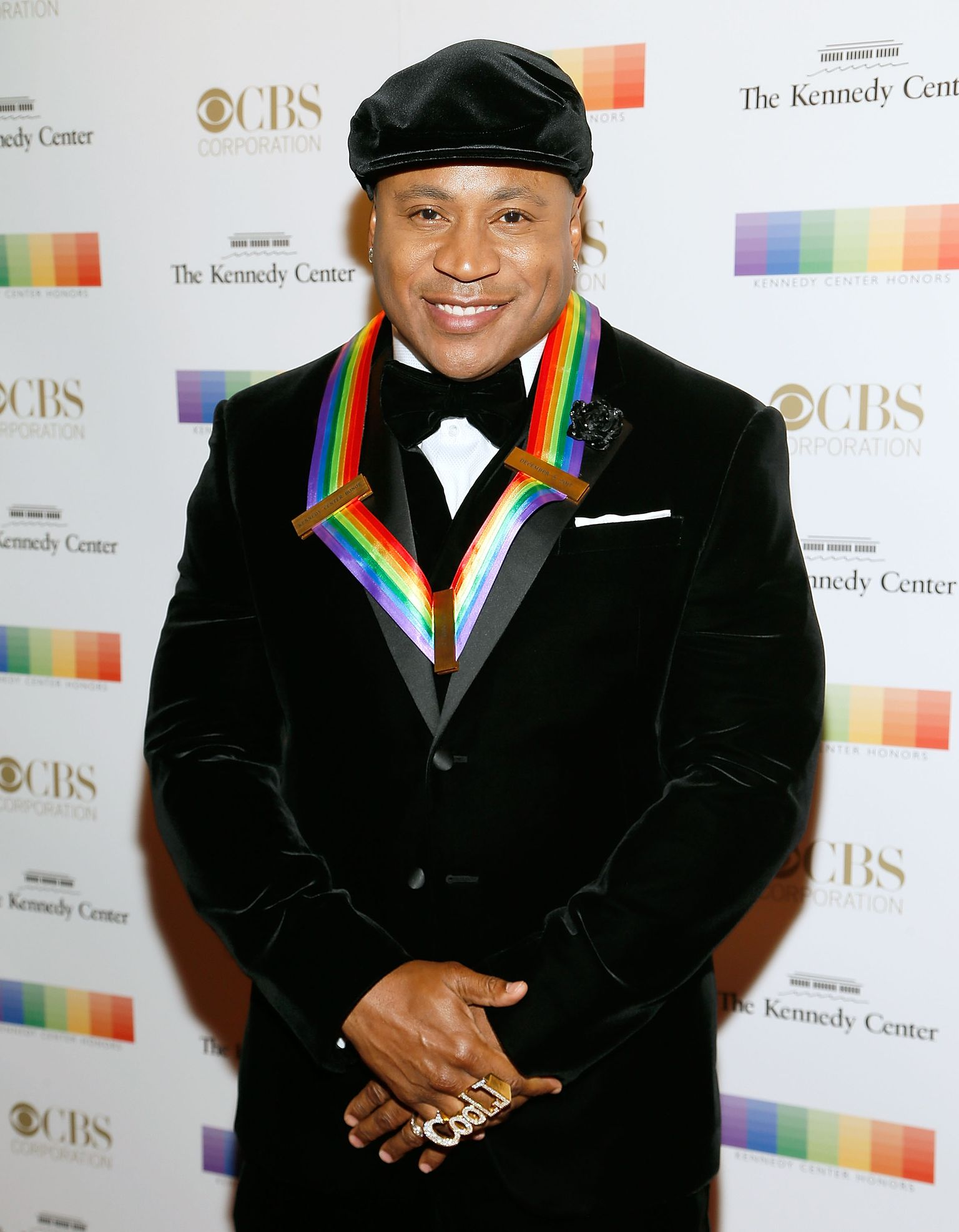 LL Cool J at the Kennedy Center Honors on December 3, 2017 in Washington. | Photo: Getty Images
