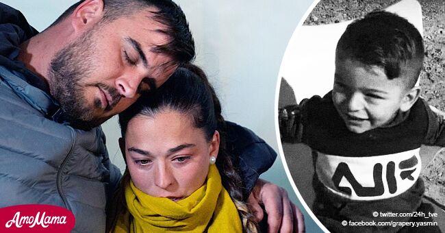 """""""¡Otra vez no! ¡Otra vez no!"""": desesperados gritos de padres de Julen por el trágico fin de su vida"""