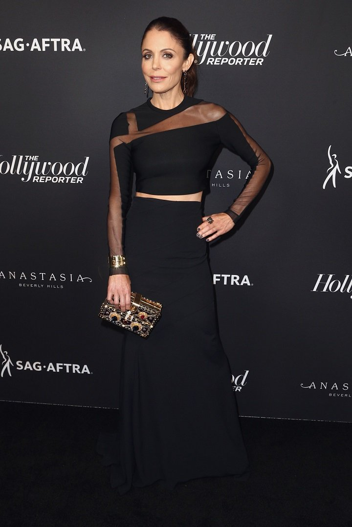 Bethenny Frankel attending The Hollywood Reporter And SAG-AFTRA Celebrate Emmy Award Contenders At Annual Nominees Night in Beverly Hills, California in September 2019. | Image: Getty Images.