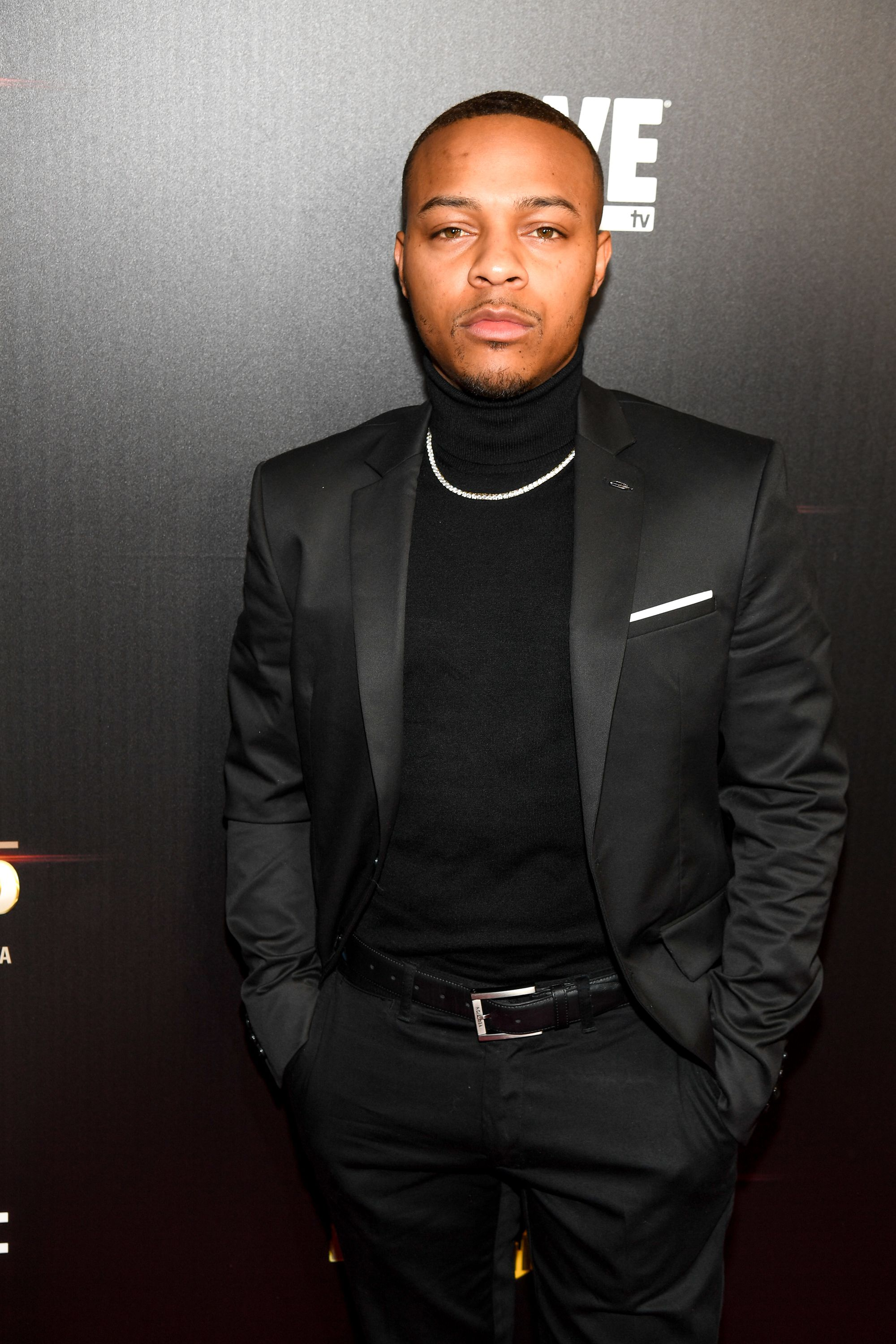 """Bow Wow at the """"Growing Up Hip Hop Atlanta"""" premiere party for season 2 on January 9, 2018 in Atlanta. 