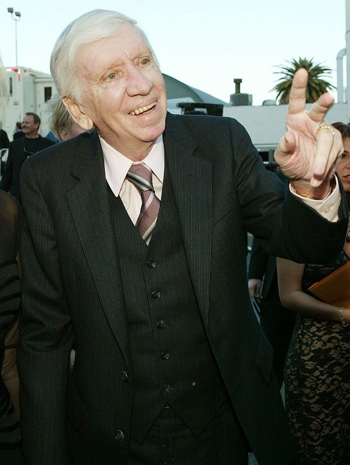 Bob Denver at the 2nd Annual TV Land Awards held at The Hollywood Palladium, March 7, 2004 in Hollywood, California. I Image: Getty Images