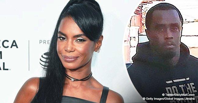Grief-stricken Diddy spotted with ex-girlfriend Cassie one day after Kim Porter's sudden death
