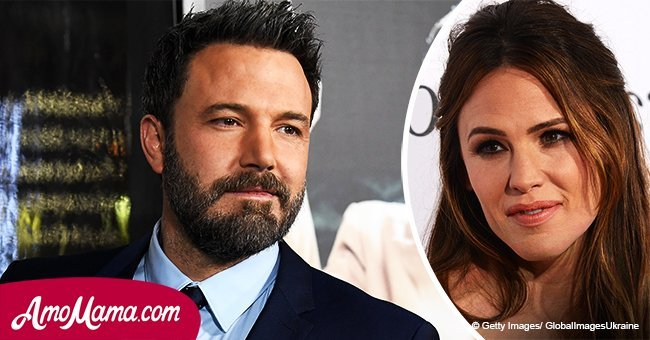 Ben Affleck reportedly wants to reunite with ex-wife after news of new man in her life emerged