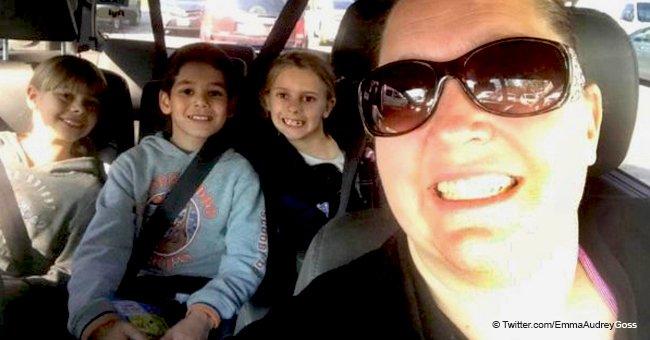 Madre soltera muere salvando a cuatro de sus cinco hijos de un incendio en su casa de California