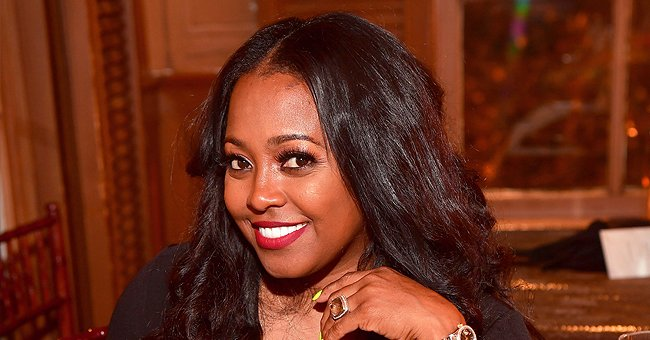 'The Cosby Show' Star Keshia Knight Pulliam & Fiancé Are All Smiles Posing in Blazers (Photo)