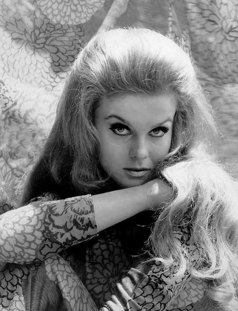 A snapshot of Swedish-American actress Ann Margret from a 1968 television special. | Source: Wikimedia Commons