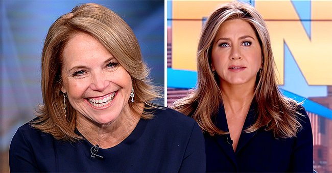 Katie Couric Speaks up about Jennifer Aniston Playing Her in 'The Morning Show'