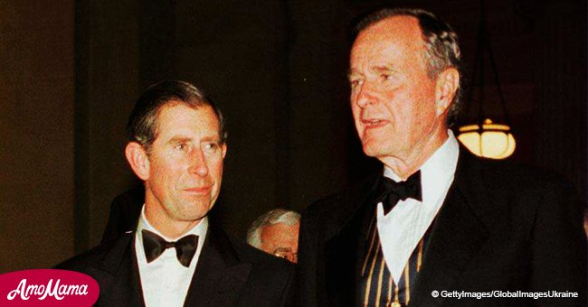 Prince Charles to attend George H.W. Bush's funeral in Washington