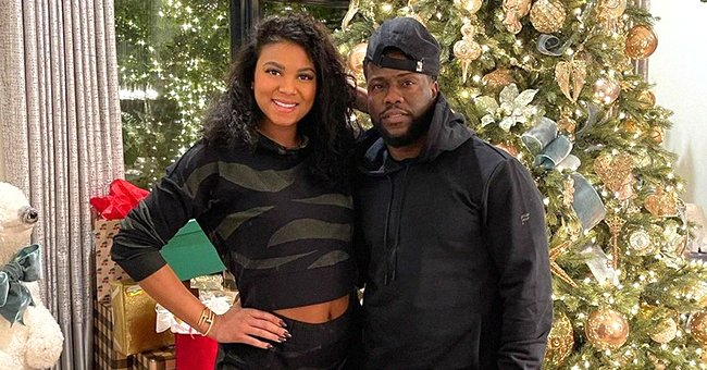 Kevin Hart's Wife Eniko Shows Leg in a Plaster after Fracturing Her Fifth Metatarsal Bone