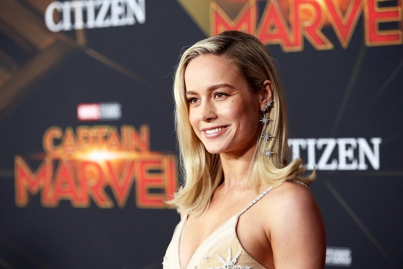 Brie Larson on March 4, 2019 in Hollywood, California   Photo: Getty Images