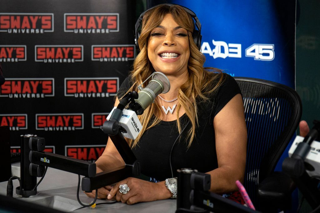 Wendy Williams visits SiriusXM Studios | Photo: Getty Images