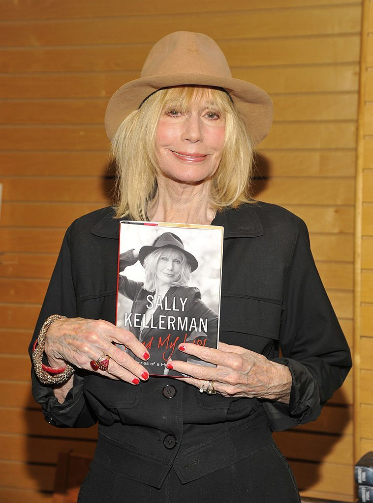 "Sally Kellerman signs copies of her new book ""Read My Lips: Stories of a Hollywood Life"" at the Barnes & Noble 3rd Street Promenade 