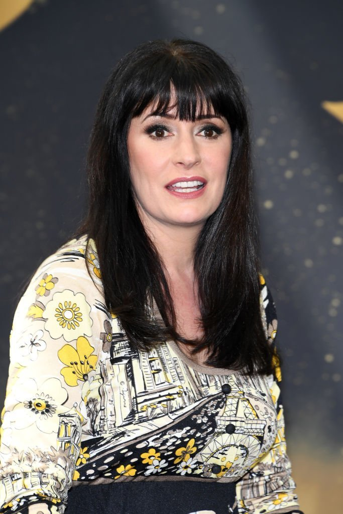 Paget Brewster from 'Criminal Minds' attends a photocall during the 57th Monte Carlo TV Festival : Day 4  | Getty Images