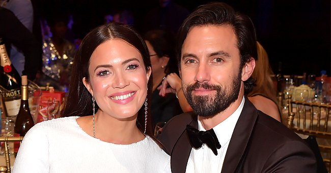 'This Is Us' Star Milo Ventimiglia Gushes over Mandy Moore Bringing Newborn Son August on Set