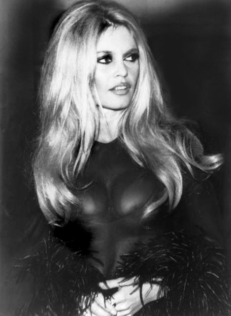 Brigitte Bardot en 1968. | Photo: Wikipedia