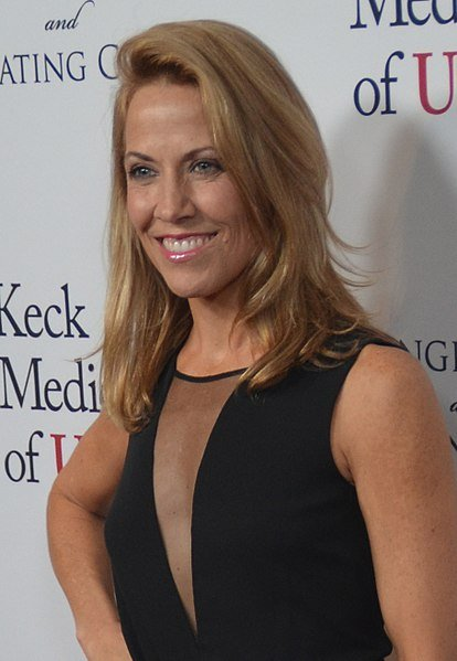 Sheryl Crow at the USC's Changing Lives and Creating Cures Gala. | Source: Wikimedia Commons