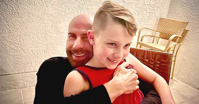 John Travolta Shows Rare Photo of Son Ben on His 10th Birthday — See the Actor's Youngest Child