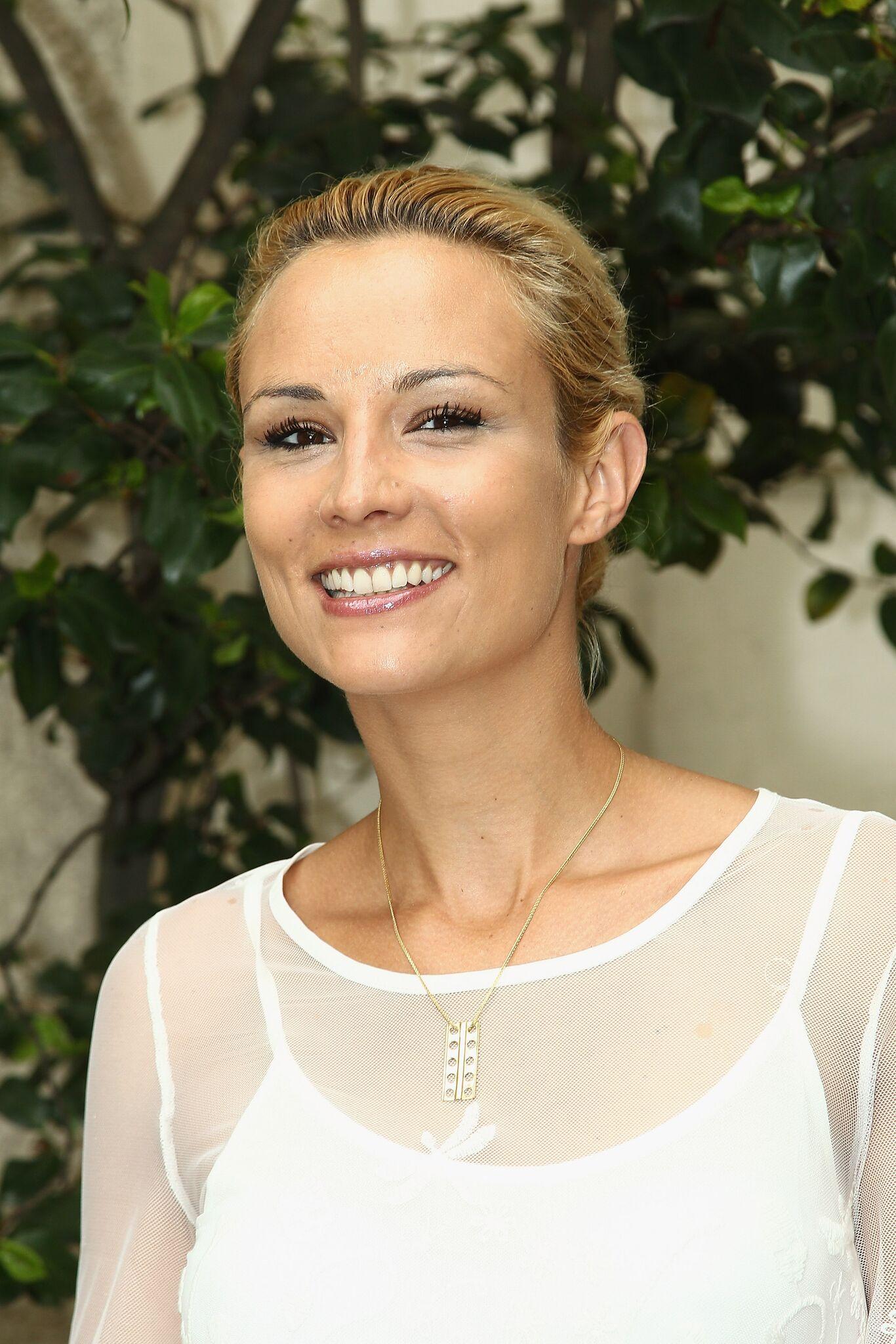 L'ancienne Miss France Élodie Gossuin. l Source : Getty Images
