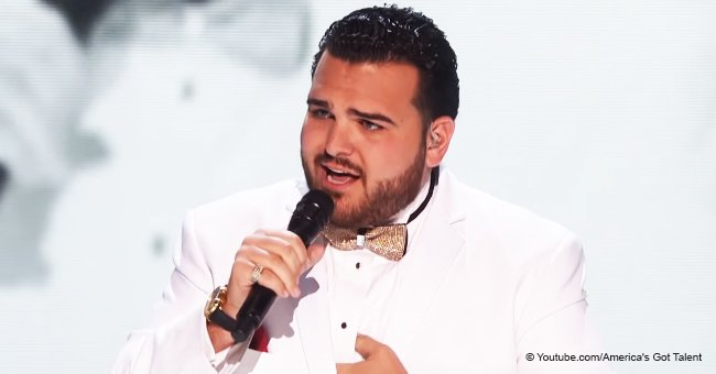 'AGT' Contestant Earns Standing Ovations with Breathtaking Performance of Bobby Darin's Hit