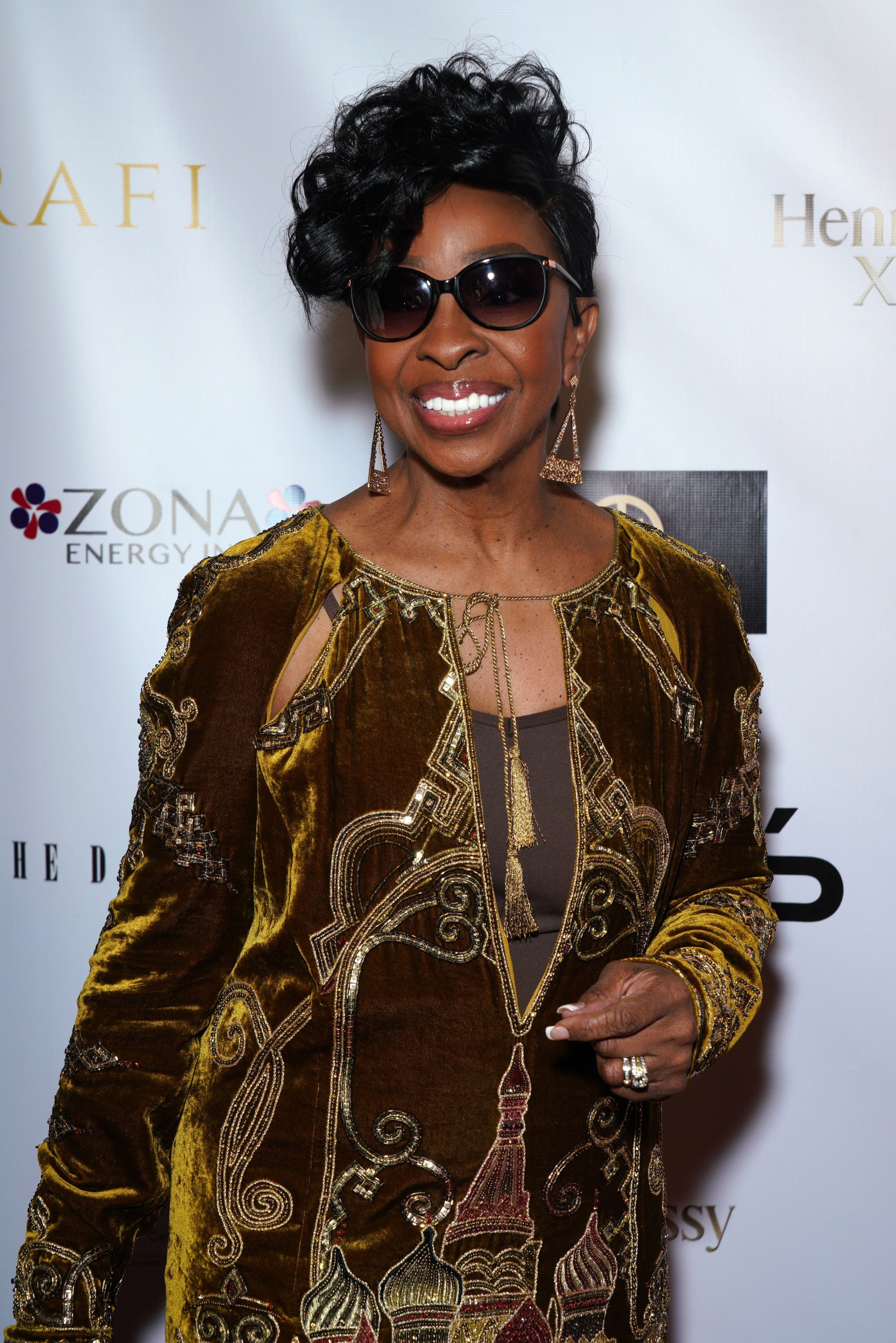 "Gladys Knight at the red carpet of her ""One Knight in October"" Celebration / Source: Getty Images/GlobalImagesUkraine"