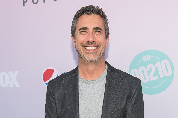 Entertainment President of Fox Broadcasting Co. Michael Thorn attends the Beverly Hills 90210 Peach Pit Pop-Up on August 03, 2019 in Los Angeles, California | Photo: Getty Images