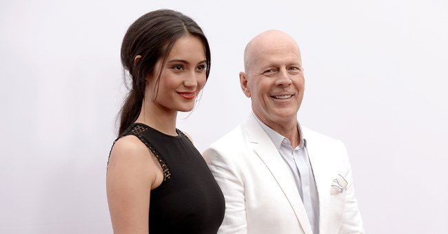 Bruce Willis' Wife Emma Shares Photos of the Actor & Their Daughters Enjoying the Outdoors