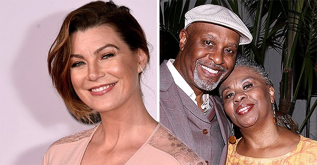 Ellen Pompeo, James Pickens Jr and Other 'Grey's Anatomy' Stars' Family Members