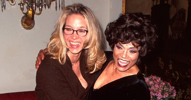 Eartha Kitt's Only Daughter Honors Her Beautiful Mom in a Heartwarming Post on Valentine's Day